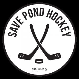 Save Pond Hockey -logo (2016)
